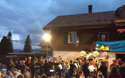 Sommerabendkonzert Ottenhofen